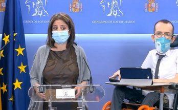 PSOE y Unidas Podemos Poder Judicial
