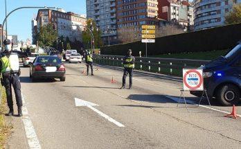 Controles perimetrales asturias