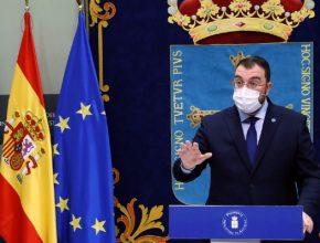 Presidente Principado de Asturias