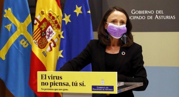 Consejera portavoz del Gobierno de Asturias