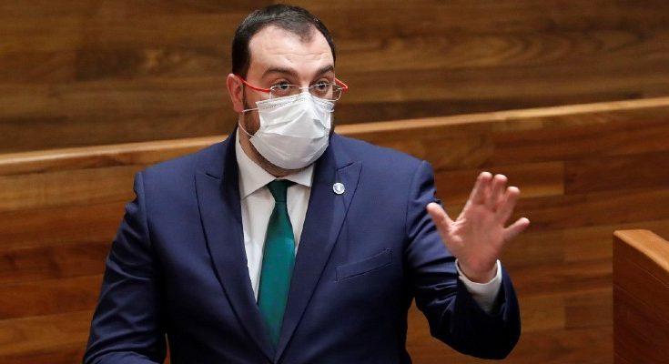 Presidente Gobierno de Asturias