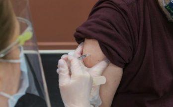 Récord de vacunación contra la covid19
