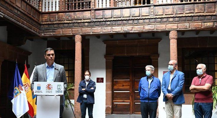 Plan Especial para la Reconstrucción de La Palma
