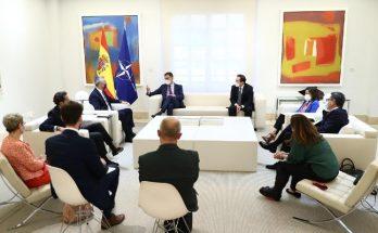 Reunión en Madrid